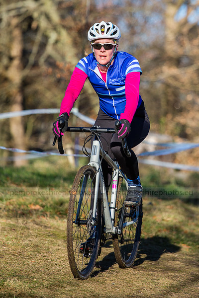 Welsh Cyclocross Championships, Swansea.