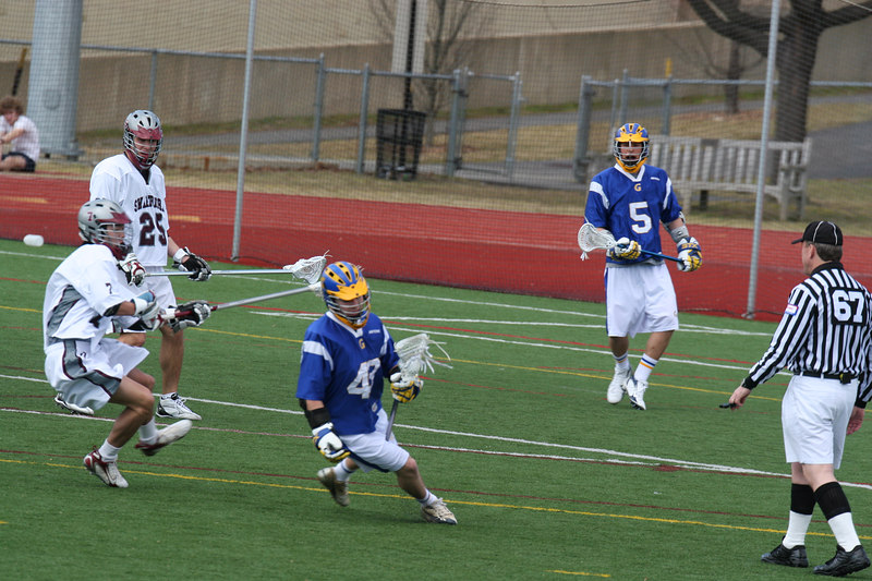 20070303 Lax vs  Goucher 018