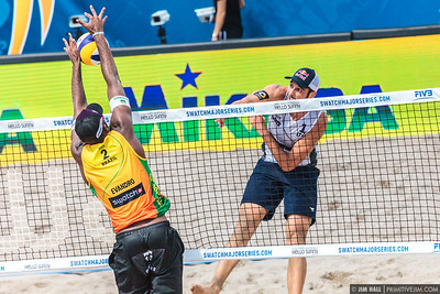 Swatch Beach Volleyball FIVB World Tour Finals, Fort Lauderdale, Florida Sep 29th - Oct4th, 2015