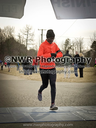 Sweethearts 4ever 4 mile run - Race Timing Unlimited