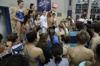 Yorktown @ W-L Swim and Dive (20 Dec 2019)