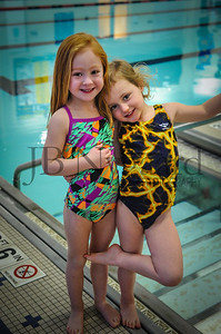 1-04-18 Putnam Co  YMCA Swim Team-4-Annie Utendorf and Avery Brady