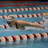 MARY SCHWALM/Staff photo Andover's Shannon Fitzsimmons swims the butterfly in the 200 IM event. 11/17/13
