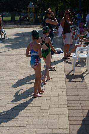 Swim team time