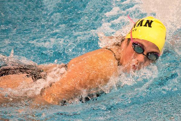 Rowan swim
