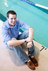 Kyle Owens is the Times-News Elite Swimmer of the Year. Photo by Erica Yoon