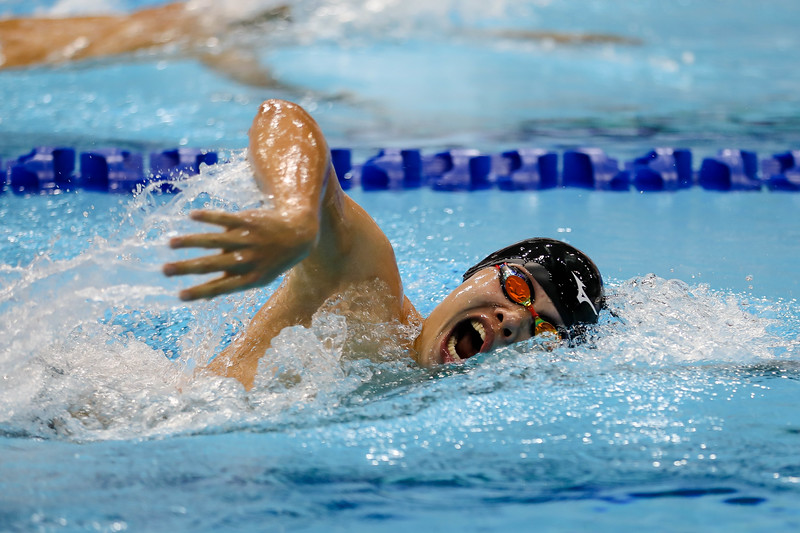 Neo Garden National Swimming Championships 2018, Day-1, 20th June 2018, Athletes in action, at OCBC Aquatic Centre, Singapore. (Photo by: Sanketa Anand/SportSG)