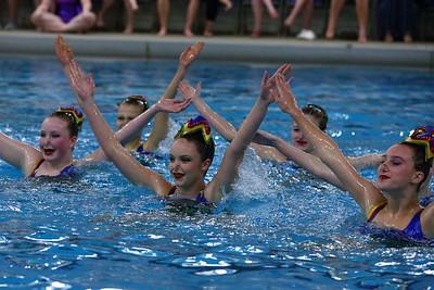 Swimming Synchro