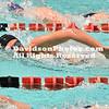 NCAA SWIMMING:  JAN 28 Davidson Quad Meet