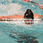 NCAA SWIMMING:  JAN 13 UNC Wilmington at Davidson