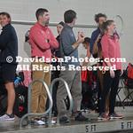 NCAA SWIMMING:  JAN 13 UNC Wilmington at Davidson