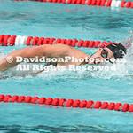 NCAA SWIMMING:  JAN 27 Gardner-Webb at Davidson