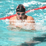 NCAA SWIMMING:  JAN 27 Gardner-Webb at Davidson
