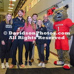 NCAA SWIMMING:  JAN 31 Gardner-Webb at Davidson