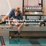 NCAA SWIMMING:  OCT 26 Georgetown at Davidson