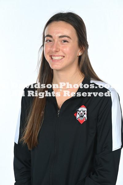 NCAA SWIMMING:  Sep 15 Davidson Media Photo Day