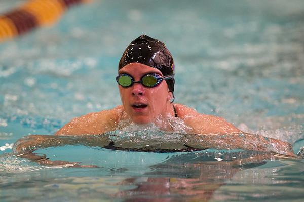 20140118 UWSP Swim