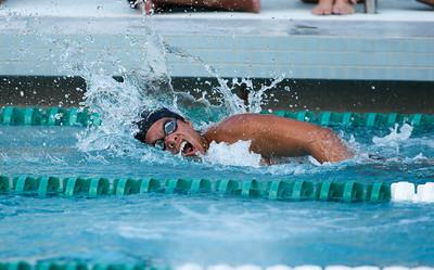 October 20, 2015.  Ransom District Swim Meet.