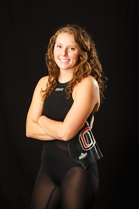Breanna Brown, swimming and diving team   Sept. 01, 2016