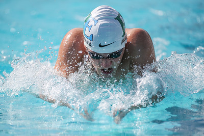 Ransom Everglades Boys and Girls' Swim Meet.