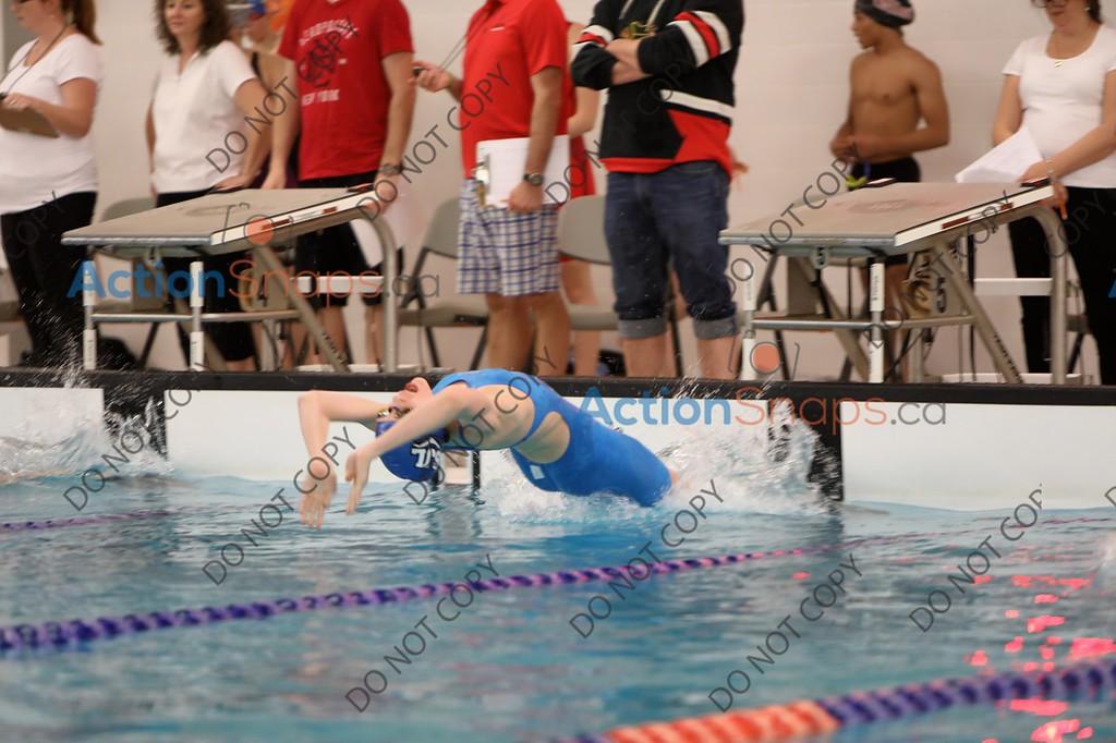 2017 Mount Pearl Sink or Swim Invitational - Sunday Morning