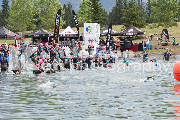 2017 Grizzly Open Water Swim