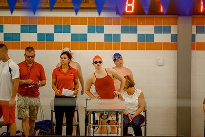 2018 Summer Classic Swim Meet Allison Somers MUN