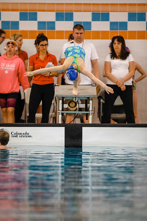 2018 Summer Classic Swim Meet Arianna Higdon SJL
