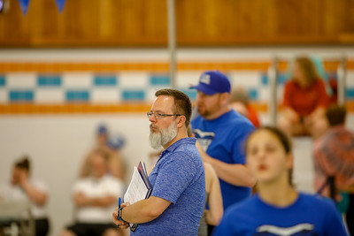 2018 Summer Classic Swim Meet Coaches and Officials
