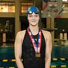 MVC Swimming & Diving Championships on Saturday, February 23, 2019. Jesse Scheve/Missouri State University