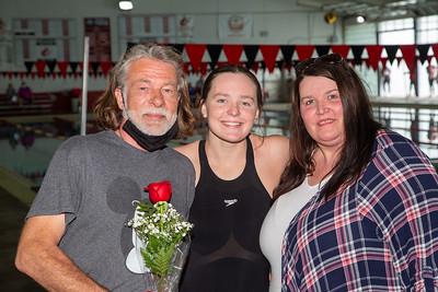 2021 Crawfish Aquatics Seniors