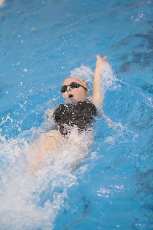 All County Swim Meet 1-13-17