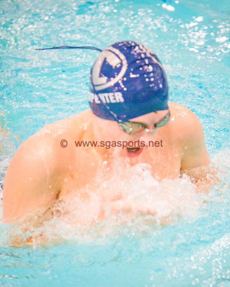Blue Devil Swim Invitational