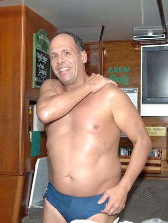 Bob Needham Catalina Channel Swim