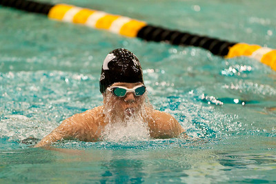 Ben, 100 Breaststroke at the Texas All Star meet in Midland, Texas