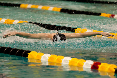Jack's 200 IM at the Texas All Star meet in Midland, Texas