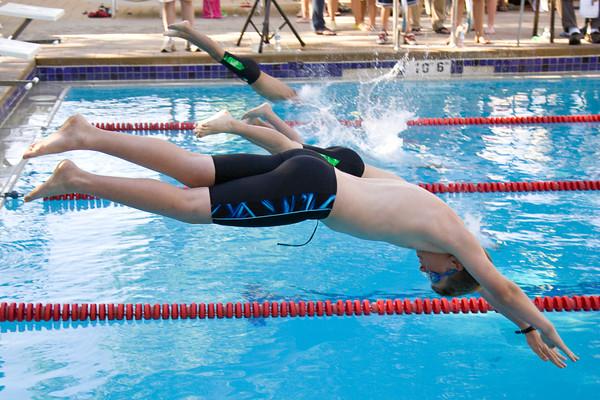 Northcrest swim meet at Country Club