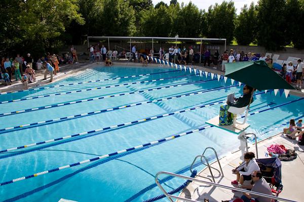 Northcrest swim meet