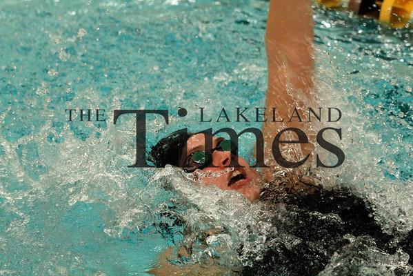Lakeland at Sectionals