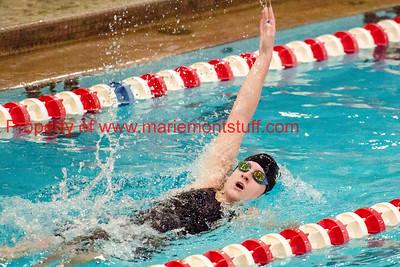 MHS Swim Team State Meet Finals 2016-2-26-21