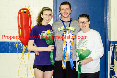 MHS Swim team Senior Night 2017-1-21-12