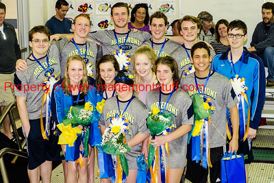 MHS Swim team Senior Night 2017-1-21-15