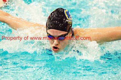 Ohio DII Swim Championships Finals 2017-2-24-25