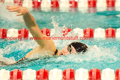 Ohio DII Swim Championships Finals 2017-2-24-17