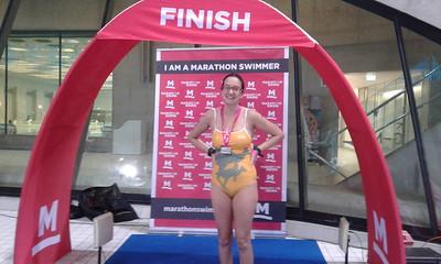 Marathon swim