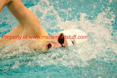MHS Mens Swim Team Districts 2014-66