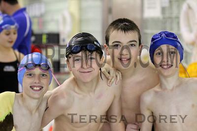 POSA Swim Team Intrasquad - 05/16/14 - 5