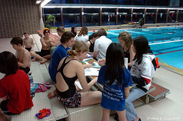 Rhineland Divisional Swim Meet part 1