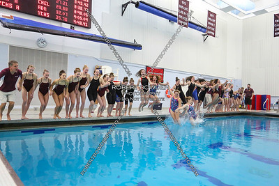 SEC White Championship - Swim 8 Nov 2014