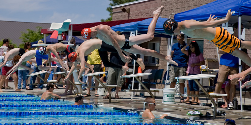 SYAC Invitational Swim Meet 2008 May 31
